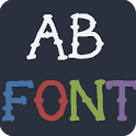 Fashion Font Pack FlipFont® icon