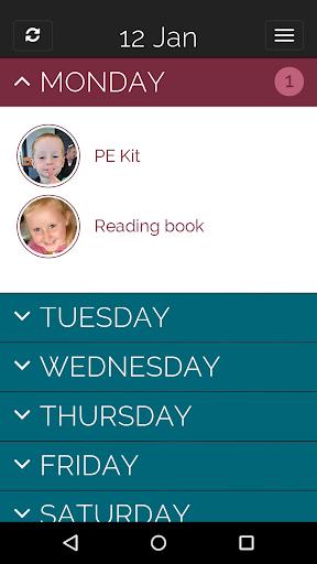 In My School - Parent App
