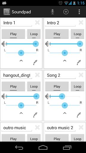 Soundboard Creator - Soundpad