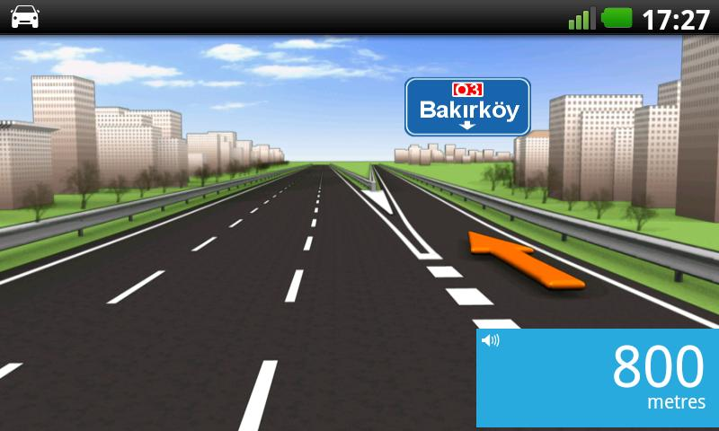 TomTom Turkey - screenshot