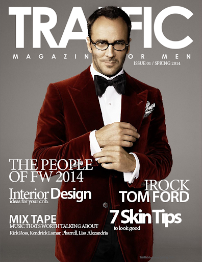 Traffic Magazine Spring 2014