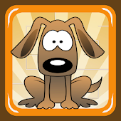 Puppy Dog Maze Puzzle