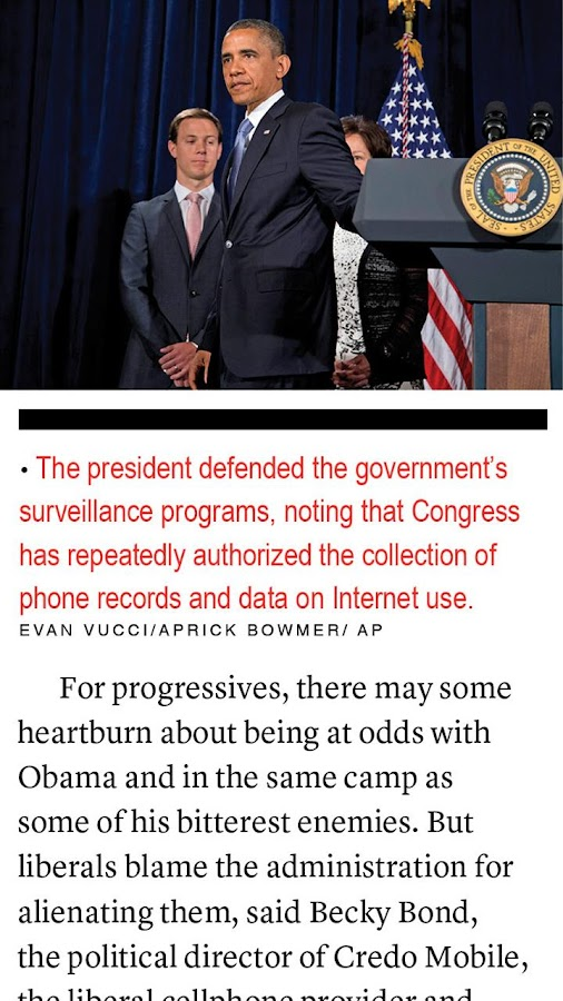 The Atlantic Weekly - screenshot