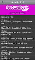 Screenshot of RauteMusik.FM Internet Radio