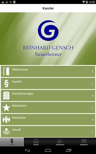 Steuerberater Gensch
