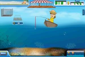 Screenshot of Fish Frizzle