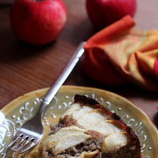 Apple Buckwheat Cake.