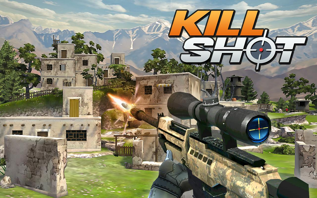 Kill Shot- screenshot
