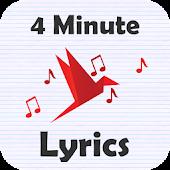 4 Minute Lyrics