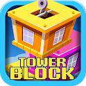 Construction City Tower Block icon