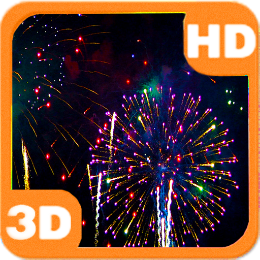 Sky Flower Fireworks HD 個人化 App LOGO-APP試玩