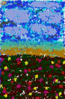 Screenshot of Paint Splash!