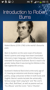 The Works of Robert Burns- screenshot thumbnail