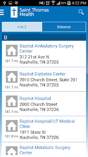 Saint Thomas Health - screenshot thumbnail