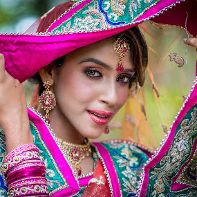 Culture of India by Daniel Dan - People Portraits of Women ( costume, people, culture )