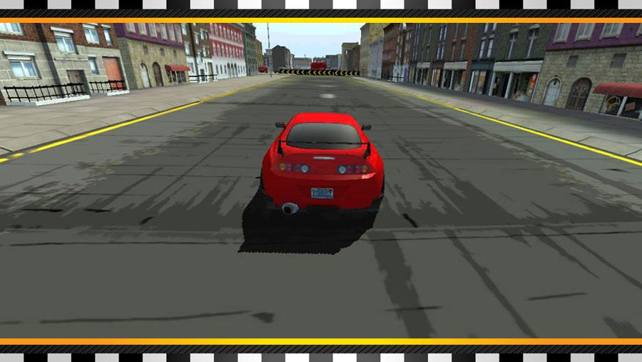 Fast Racing - screenshot