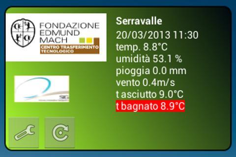 【免費天氣App】FEM Dati Meteo Trentino-APP點子