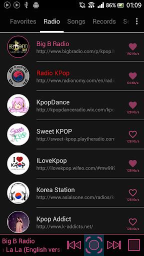 K-POP音楽