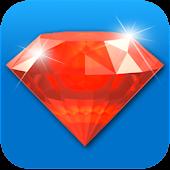 Diamond match game