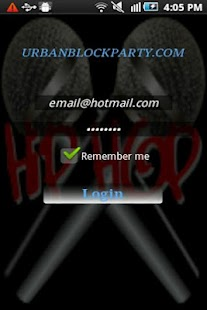 URBANBLOCKPARTY.COM - SOCIAL- screenshot thumbnail