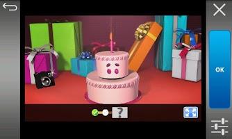 Screenshot of Interactive eCards