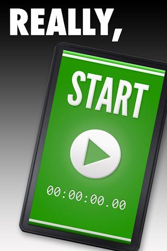 【免費生產應用App】Start Stopwatch!-APP點子