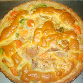 Chicken Pot Pie IV