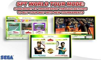 Screenshot of Virtua Tennis™ Challenge