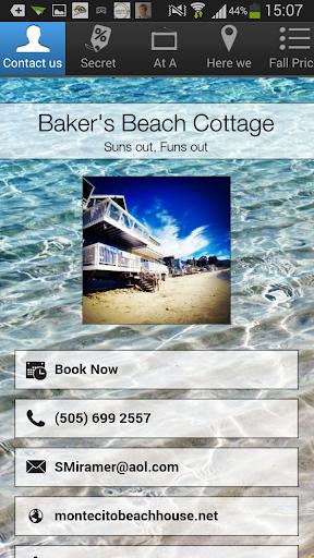 Baker's Beach Cottage