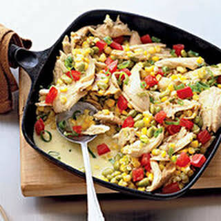 Chicken Succotash.
