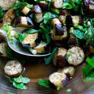 Thai-Style Eggplant Salad.