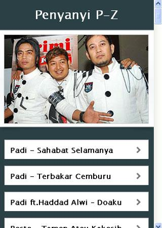 Top Lagu Indonesia 2010 - screenshot