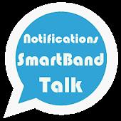 Notifications SmartBand Talk
