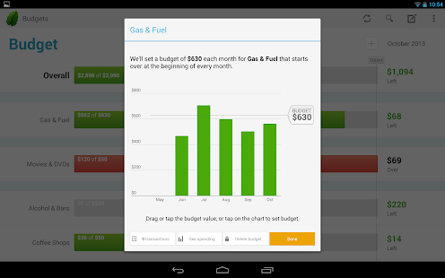 Mint: Personal Finance & Money Screenshot 22