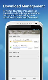[UC Browser for Android] Screenshot 4