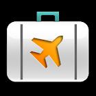 Orange Travel icon