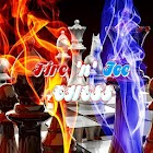 Fire & Ice 3D Chess 2013 icon