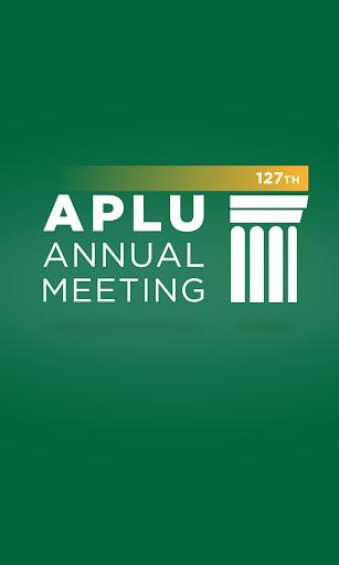 APLU Annual Meeting