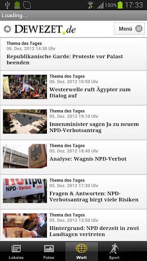 【免費新聞App】Dewezet-APP點子