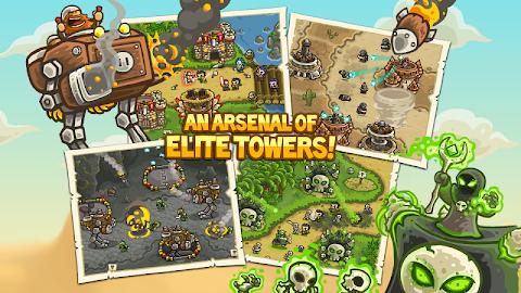 Kingdom Rush Frontiers Screenshot 13