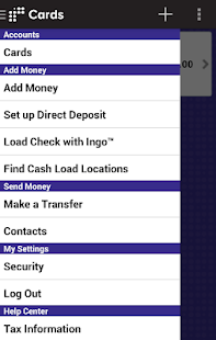 RushCard - screenshot thumbnail
