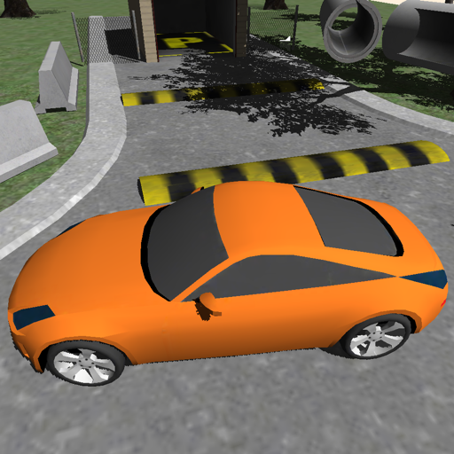 Games Mô phỏng 350Z Parking Test Simulator
