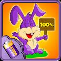 Bunny Battery Widget