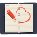 Happy Diary PLUS logo
