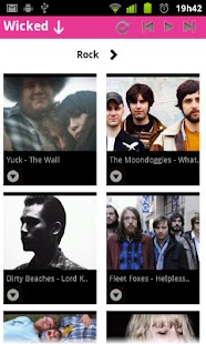 Wicked Songs App Lite - screenshot thumbnail