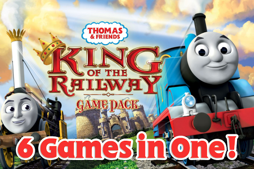Thomas Friends: King Railway