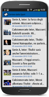 Inter Milan - Nerazzurri News- screenshot thumbnail
