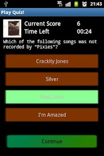 Tiny Music Quiz - screenshot thumbnail
