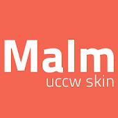 UCCW Skin - Malm template