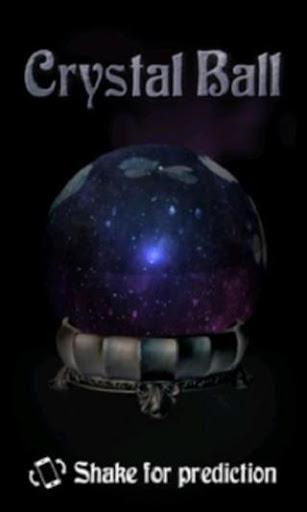 Metamorphic Crystal Ball